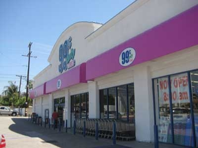 99 cent only store franchise