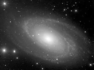the galaxy M81