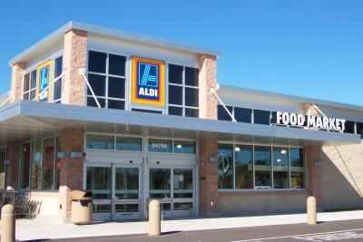 Aldi's in the USA | POI Factory