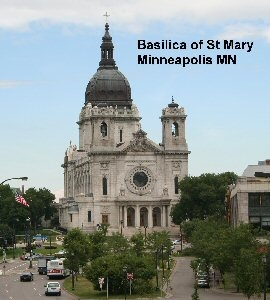Catholic Basilicas in Canada | POI Factory