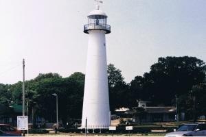 Biloxi Lighthouse -Biloxi  Ms.JPG