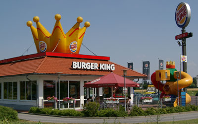 Burger King Restaurants Across The Usa And Canada Poi