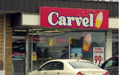 Carvel Ice Cream Cake Store Locator