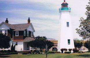 Fort Monroe Lighthouse- Fort Monroe Va.JPG