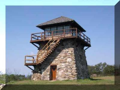 Virginia forest fire lookout towers all sites poi factory for Tower house for sale