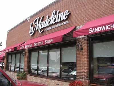 La Madeleine Country French Cafe Usa Poi Factory