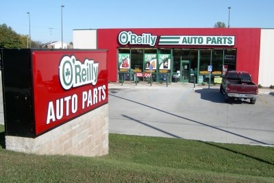 Oreilly Auto Parts on The Oreilly Auto Parts