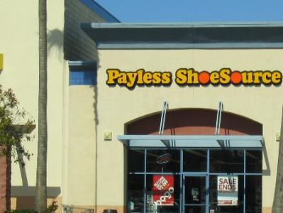 Payless ShoeSource - California | POI Factory