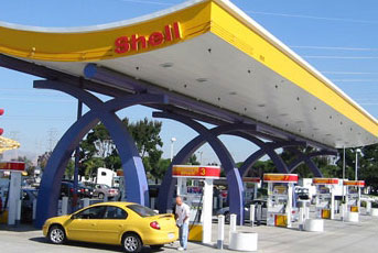 Gas Station Near Ne >> Shell Gas Stations - USA_CAN | POI Factory