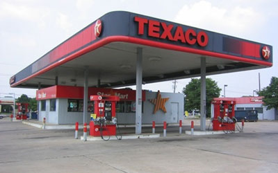 Texaco USA Including Alaska | POI Factory